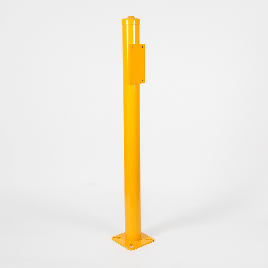 Safety Yellow Bollard